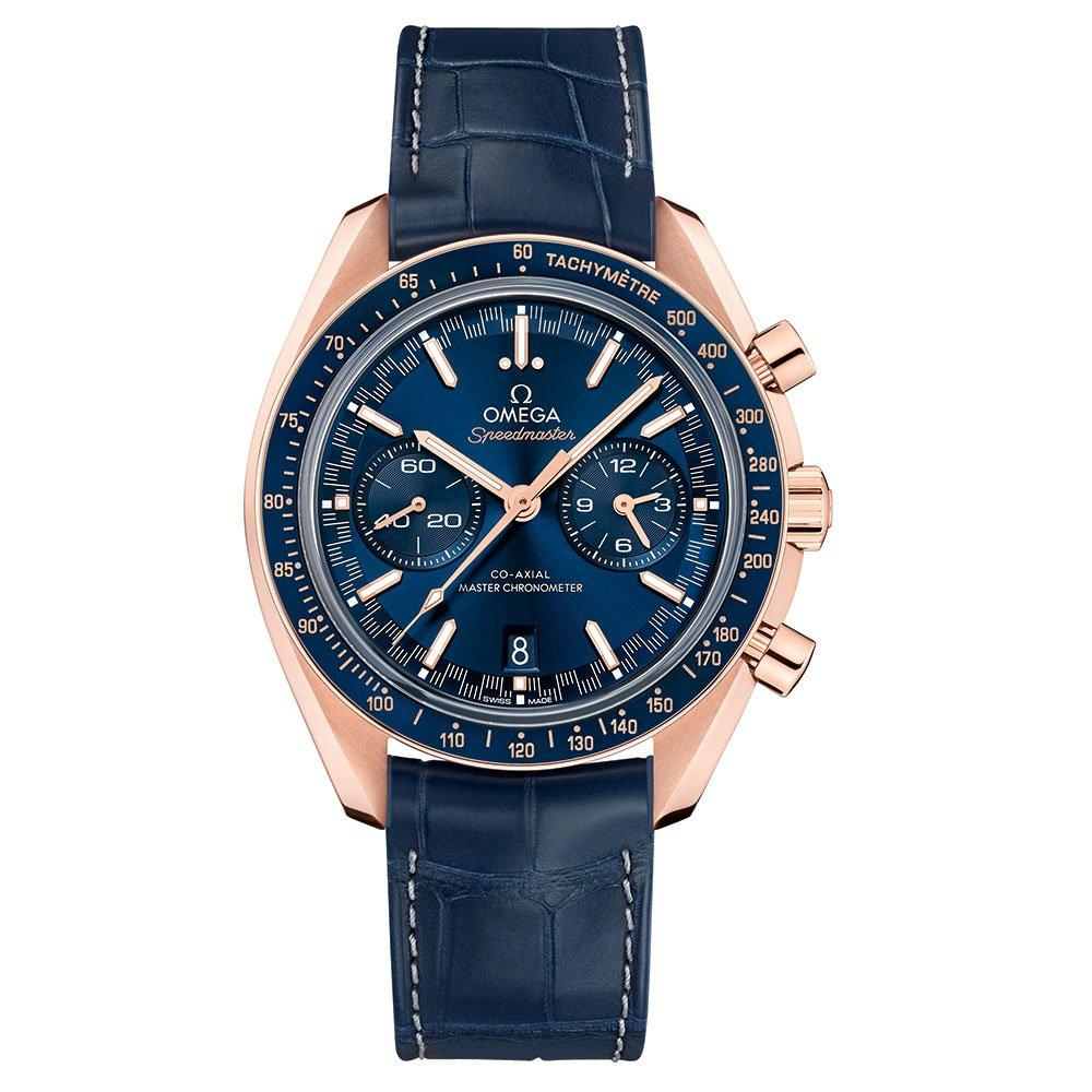OMEGA Speedmaster Racing Co-Axial Sedna Automatic Chronograph Men's Watch