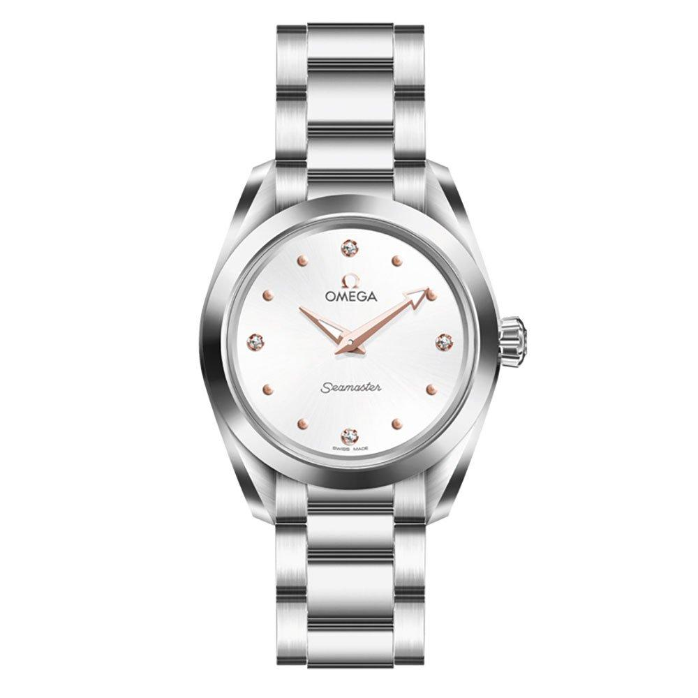 OMEGA Seamaster AquaTerra Diamond Ladies Watch