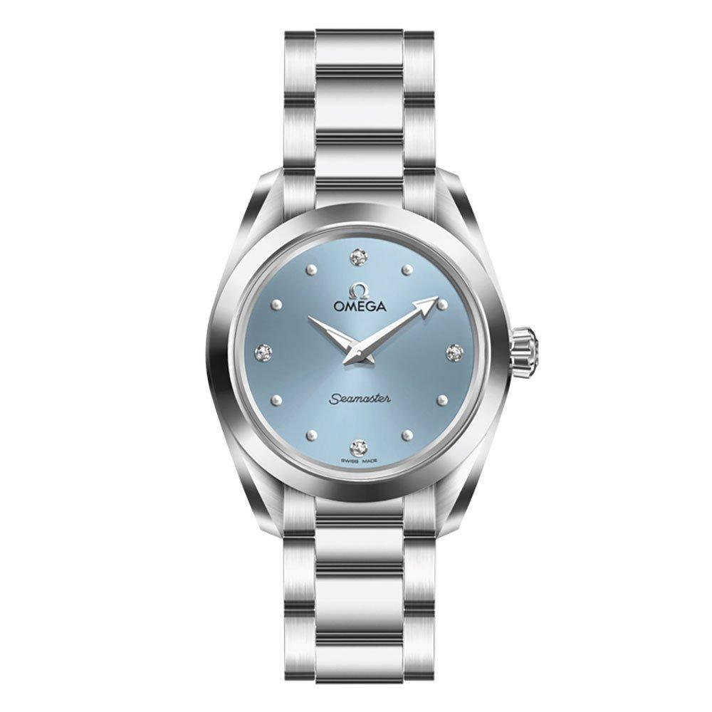OMEGA Seamaster AquaTerra Diamond Ladies Watch