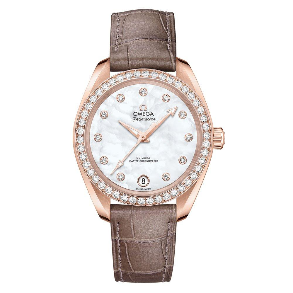 OMEGA Seamaster Sedna Diamond Automatic Ladies Watch