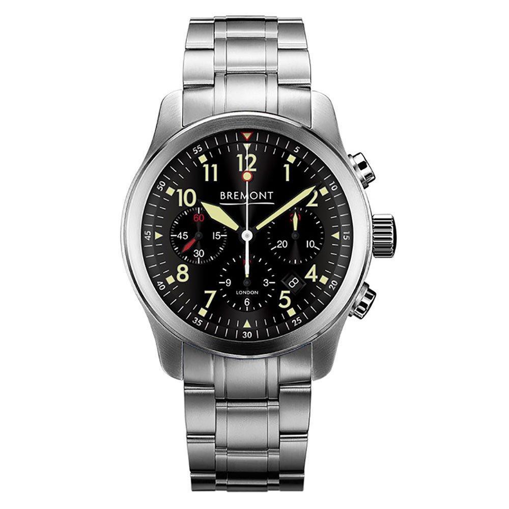 Bremont ALT1-P2/BK Automatic Chronograph Men's Watch