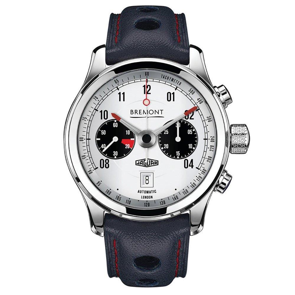 Bremont Jaguar MKII White Automatic Chronograph Men's Watch