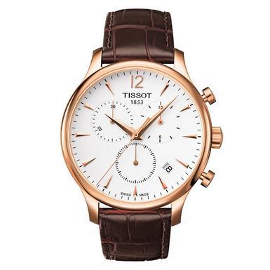 Tissot Tradition Rose Gold Men's Watch