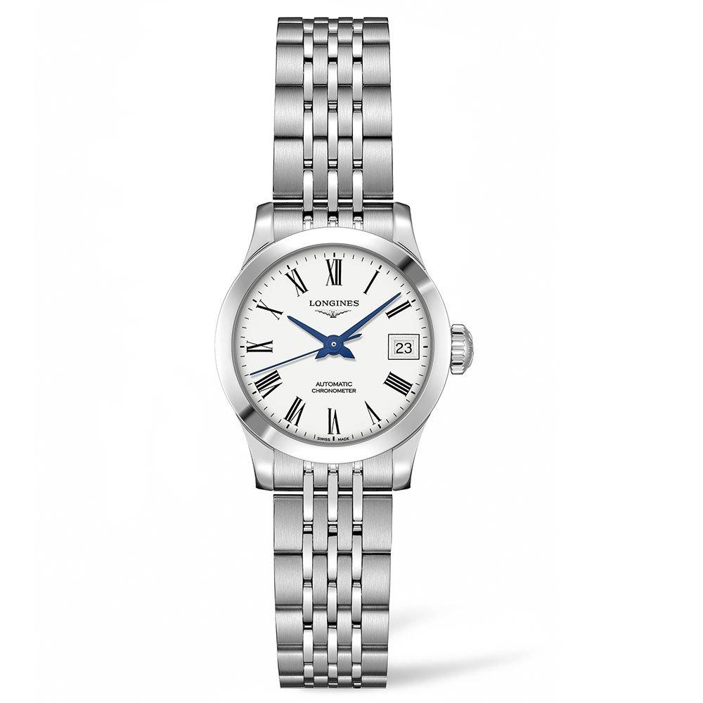 Longines Record Automatic Ladies Watch