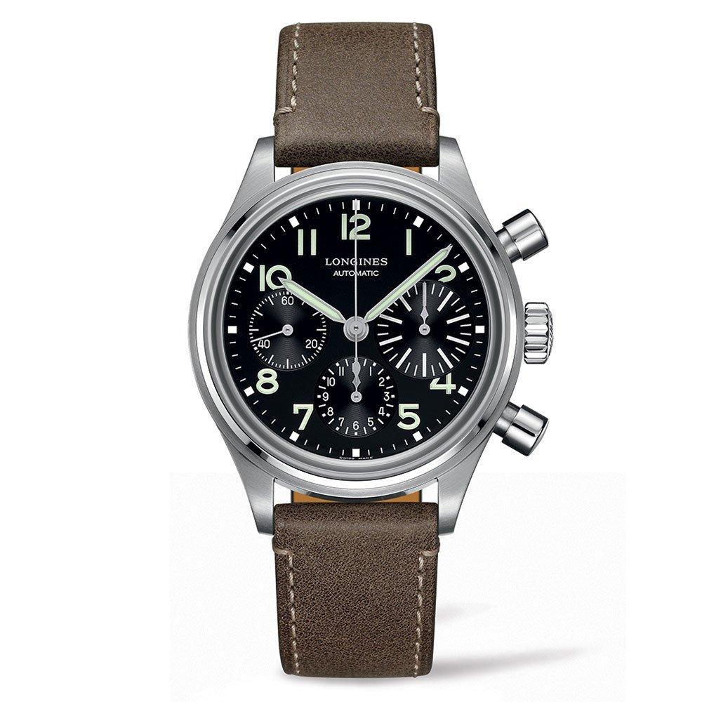 Longines Avigation Bigeye Automatic Chronograph Men's Watch