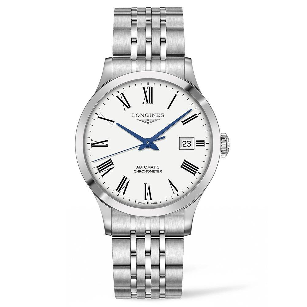 Longines Record Automatic Men's Watch