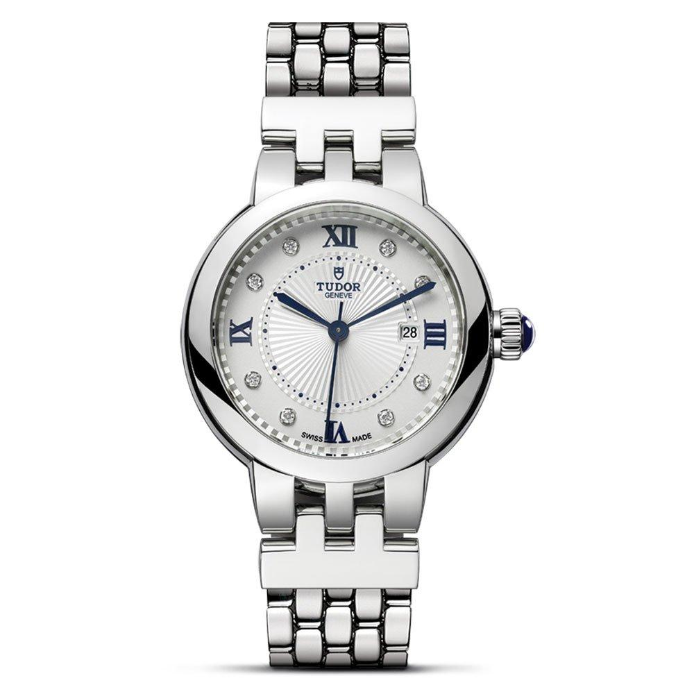 Tudor Clair De Rose Diamond Automatic Ladies Watch