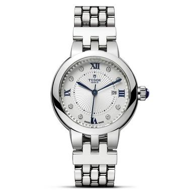 Tudor Clair De Rose Diamond Automatic Ladies Watch