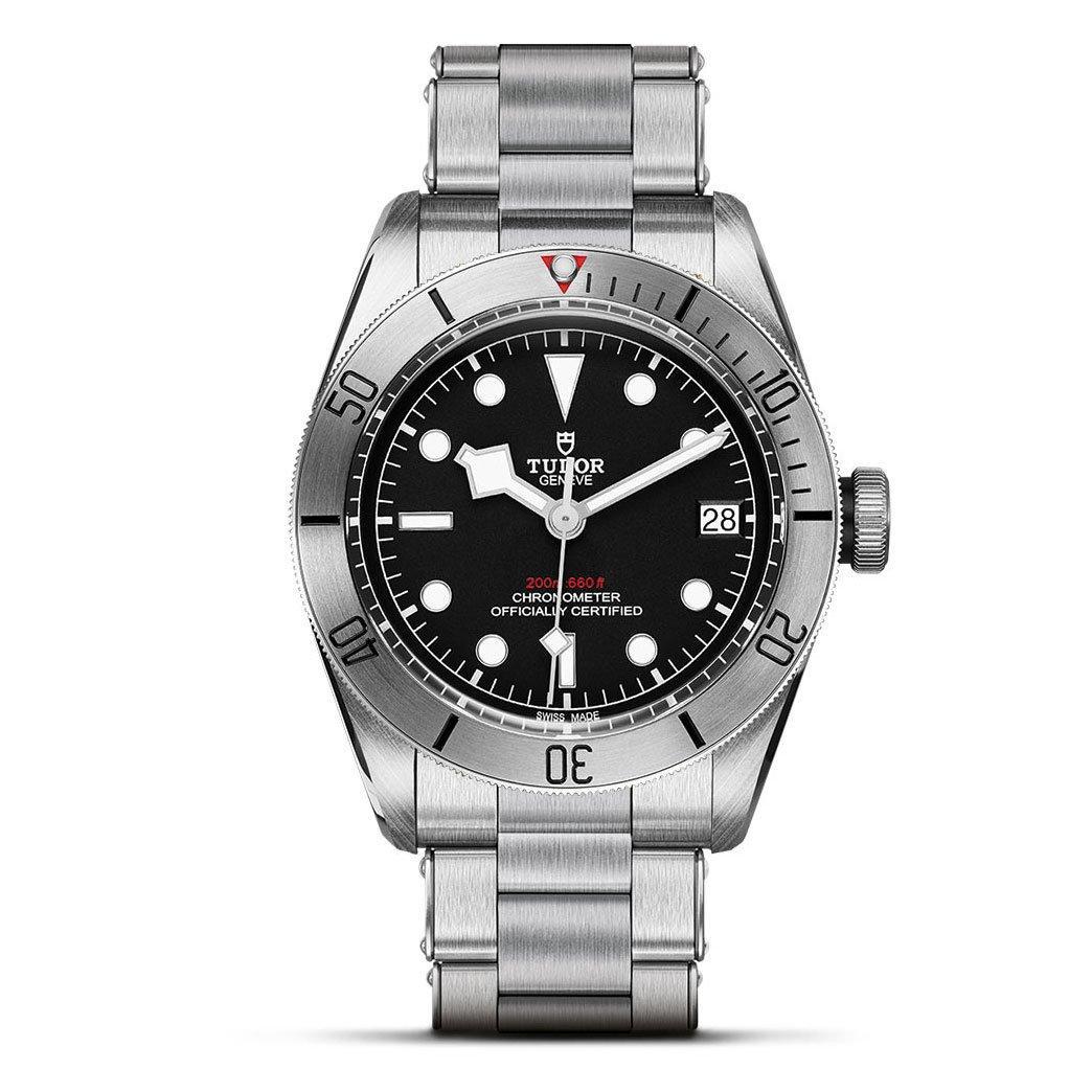 Tudor Heritage Black Bay Steel Automatic Men's Watch