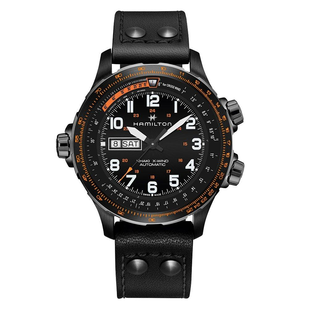 Hamilton Khaki Aviation X-Wind Day Date Automatic Men's Watch