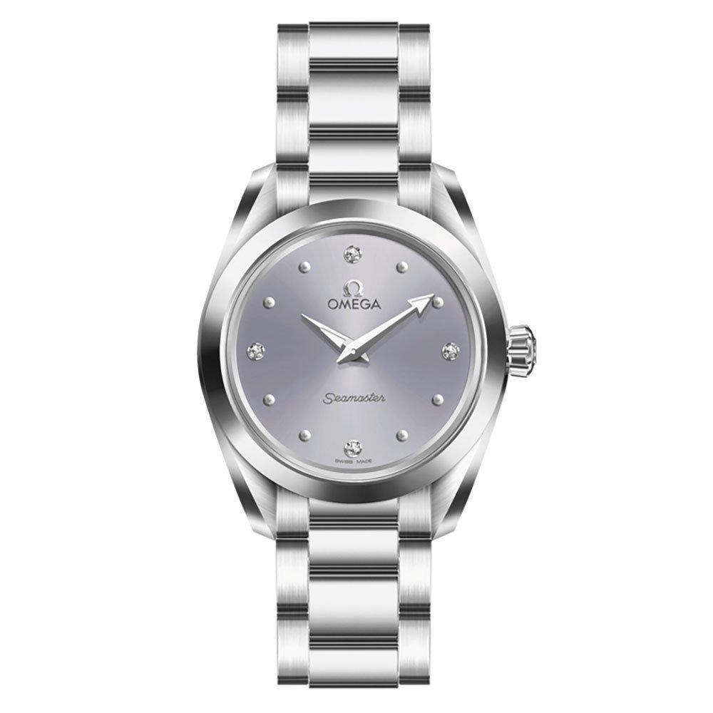 OMEGA Seamaster Aqua Terra Diamond Ladies Watch