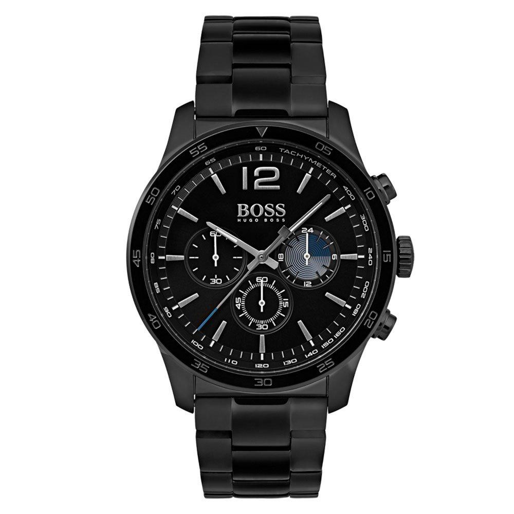 BOSS Black Ion Plated Chronograph Men's Watch