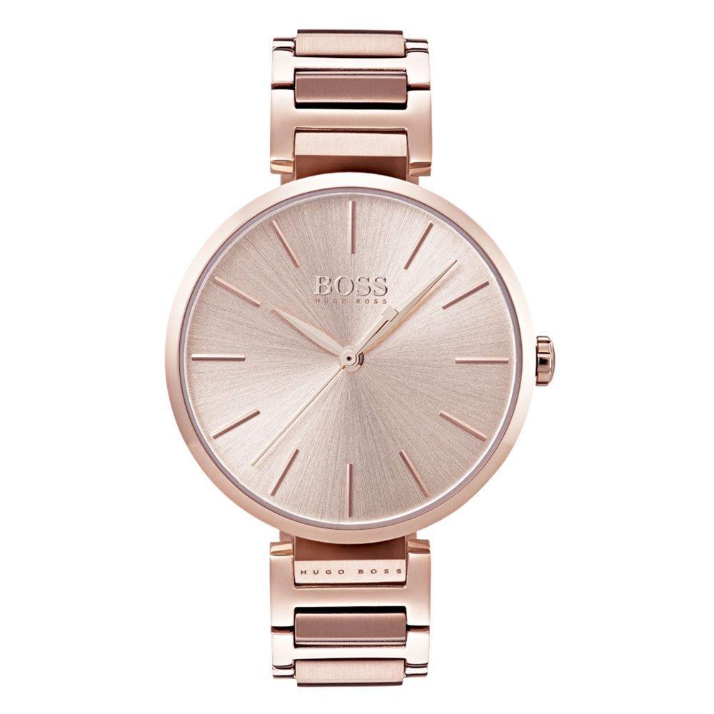 Hugo Boss Rose and Pink Tone Ladies Watch
