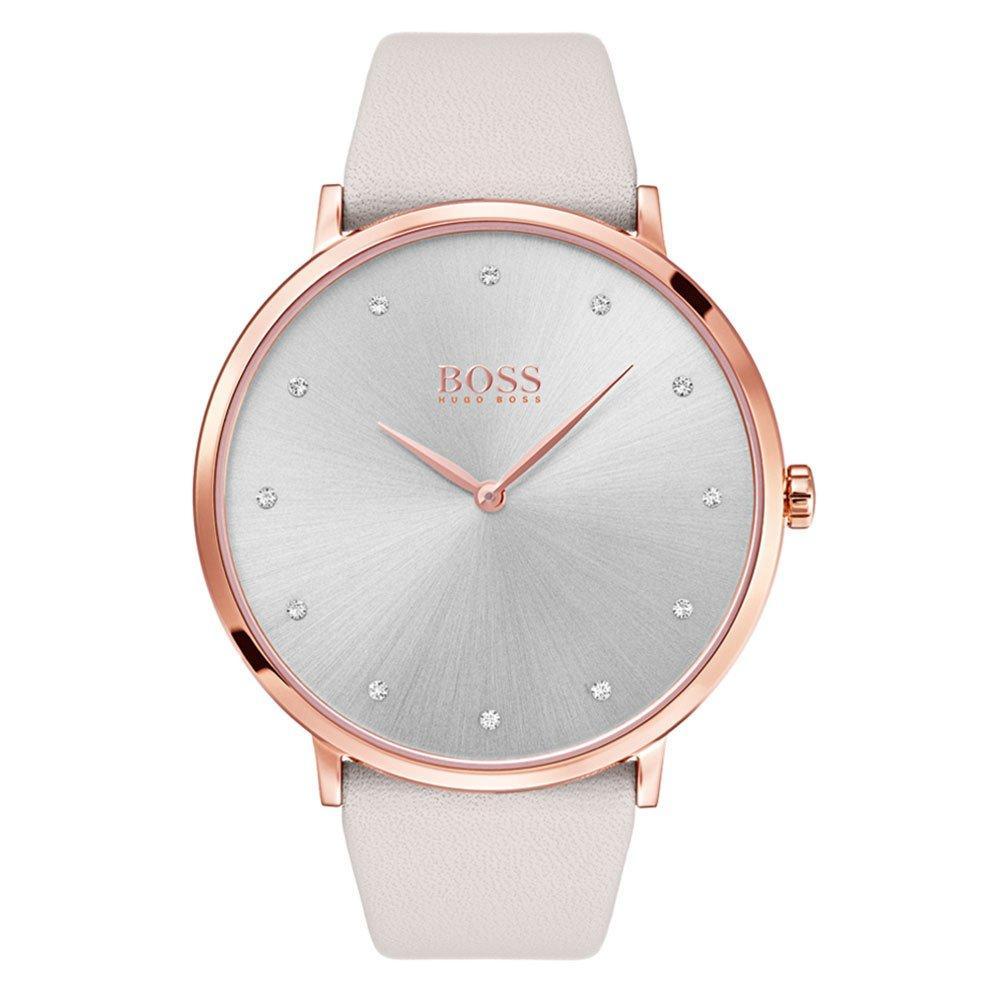 BOSS Jillian Rose Gold Tone Ladies Watch
