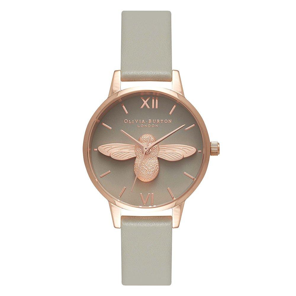 Olivia Burton Midi 3D Bee Rose Gold Plated Ladies Watch