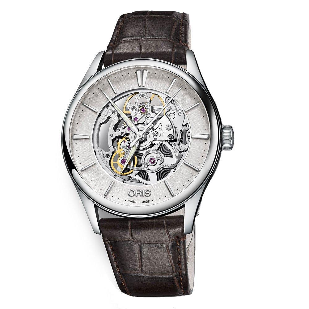 Oris Artelier Skeleton Automatic Men's Watch