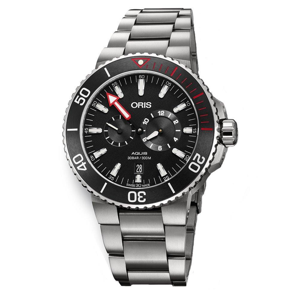 Oris Aquis Regulateur Der Meistertaucher Titanium Automatic Men's Watch