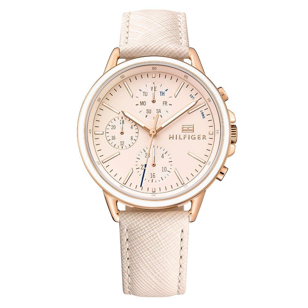 Tommy Hilfiger Carly Rose Gold Tone Chronograph Ladies Watch