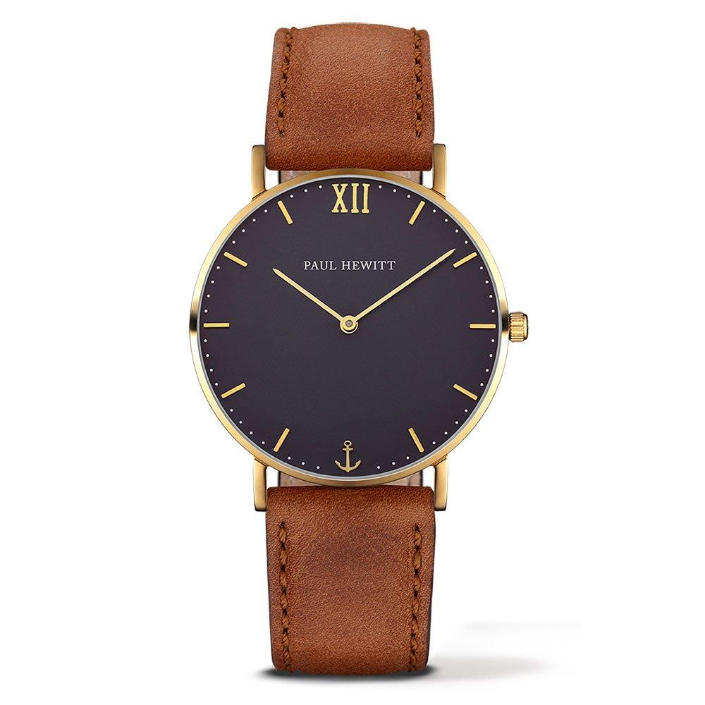 Paul Hewitt Sailor Gold Plated Watch
