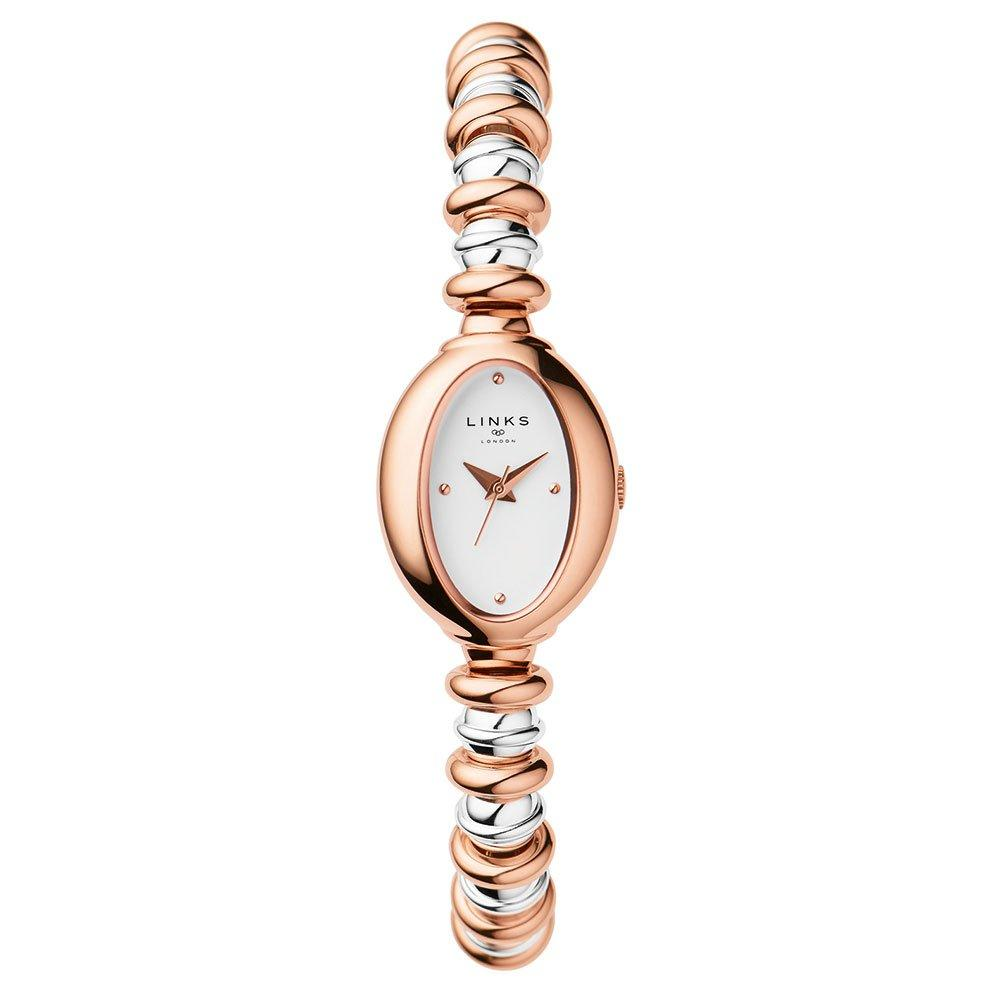 Links of London Sweetheart Rose Tone Ladies Watch