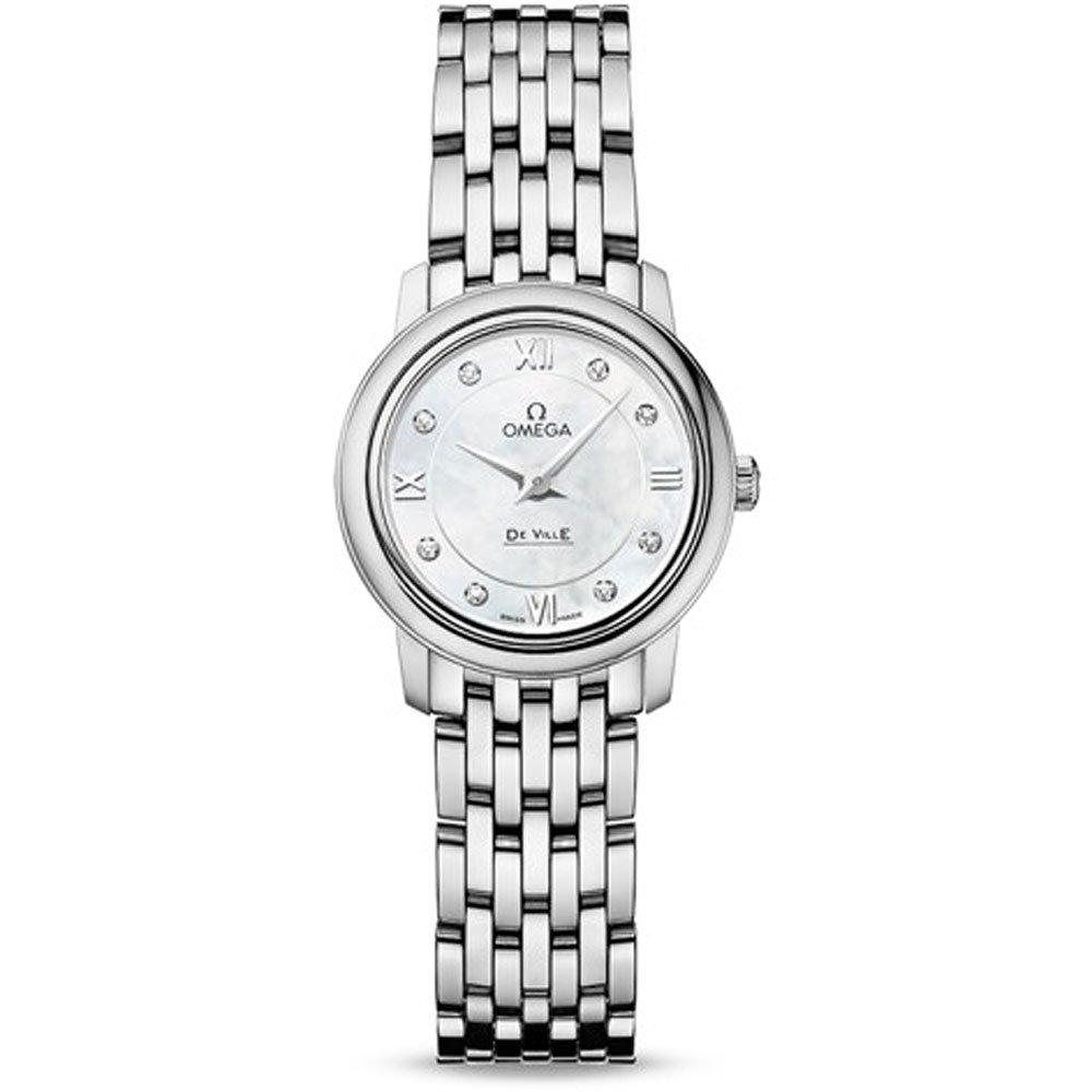 OMEGA De Ville Diamond Ladies Watch