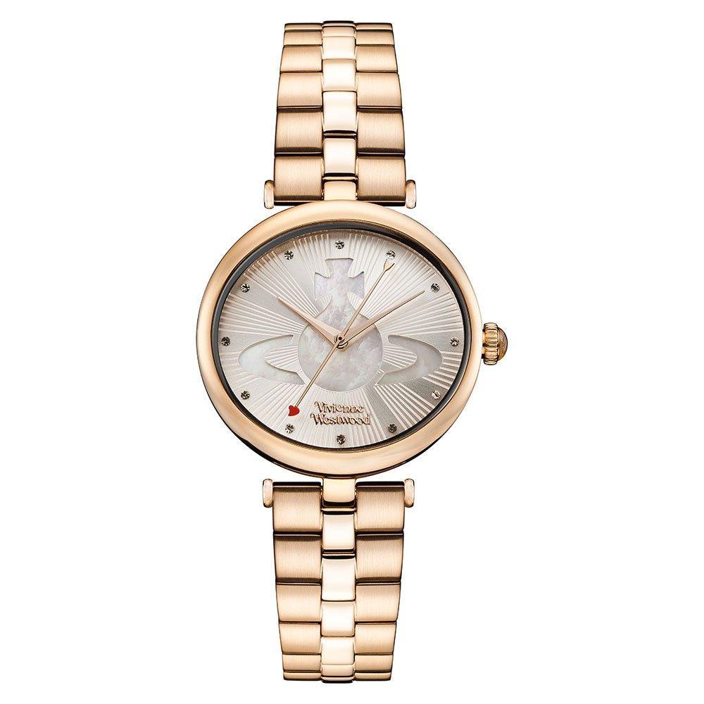 Vivienne Westwood Rose Gold Tone Ladies Watch