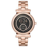 Michael Kors Access Sofie Rose Gold Tone Ladies Smartwatch