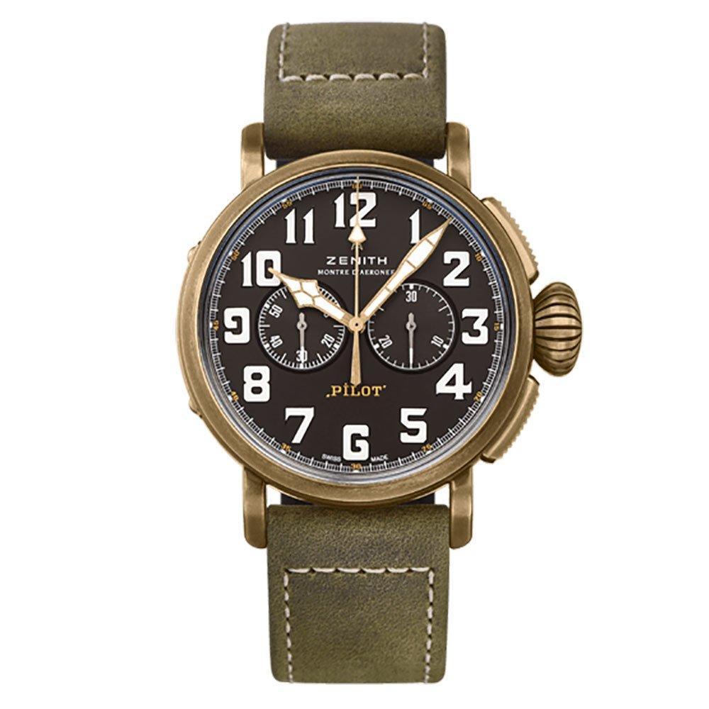 Zenith Pilot Type 20 Extra Special Bronze Automatic Chronograph Men's Watch