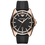 Emporio Armani Rose Gold Tone Men's Watch