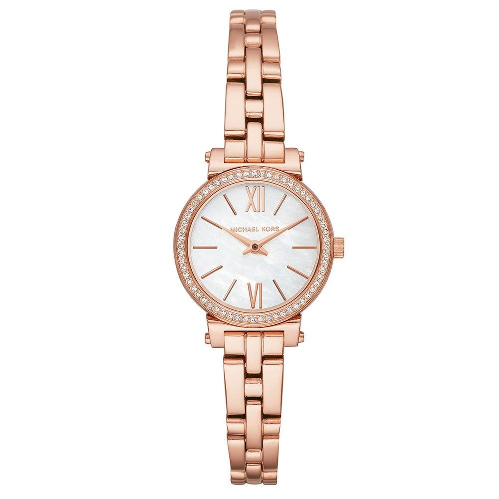 Michael Kors Petite Sofie Rose Gold Tone Ladies Watch