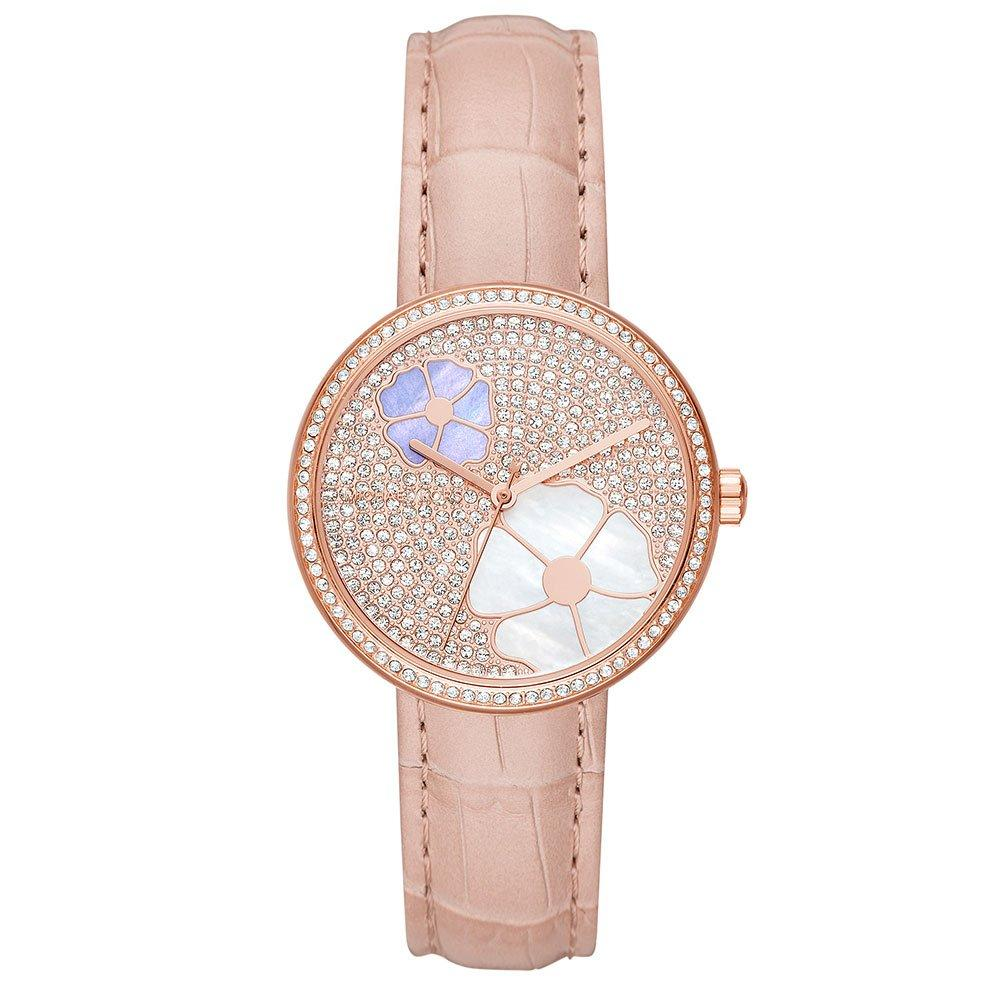 Michael Kors Courtney Rose Gold Tone Ladies Watch