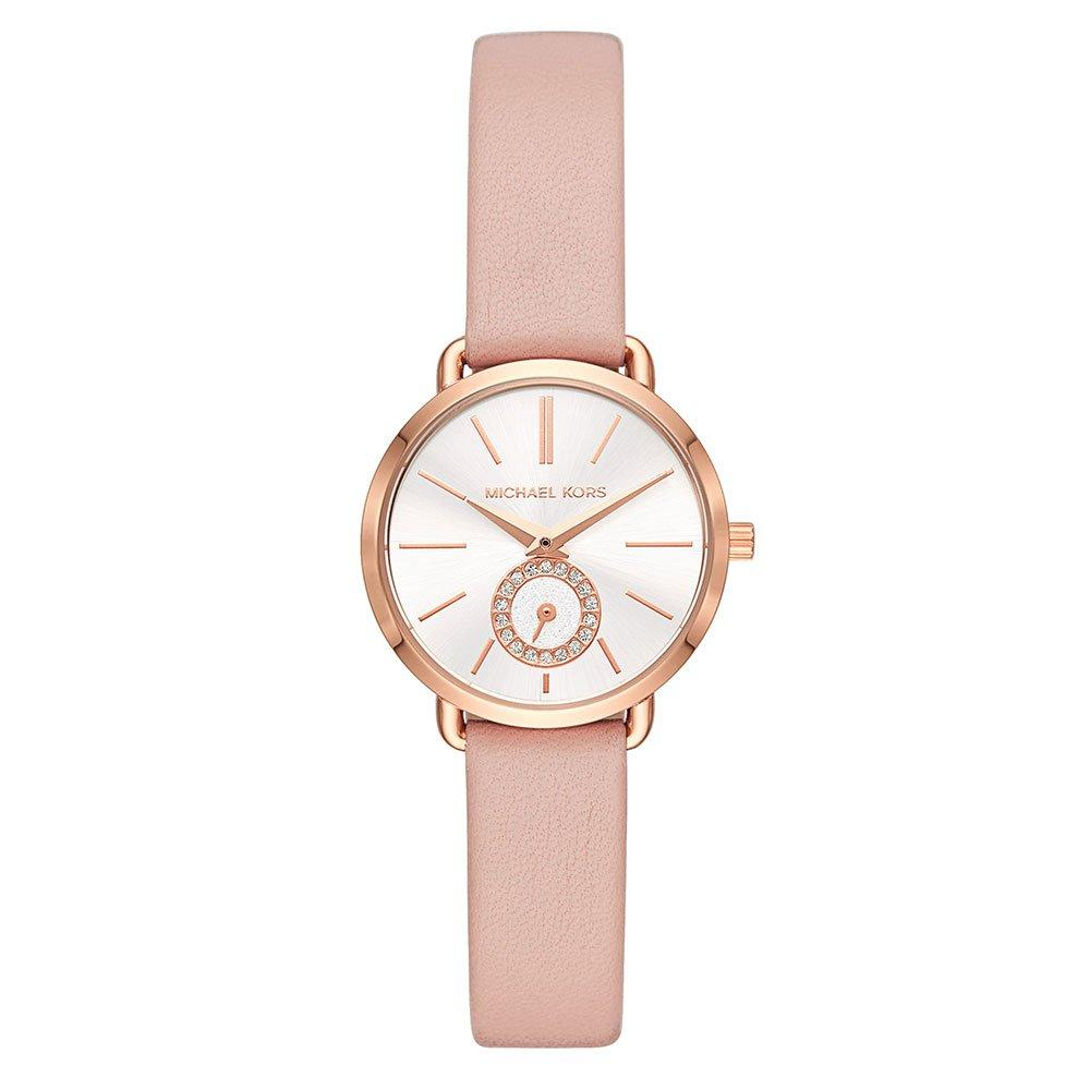 Michael Kors Mini Portia Rose Gold Ladies Watch