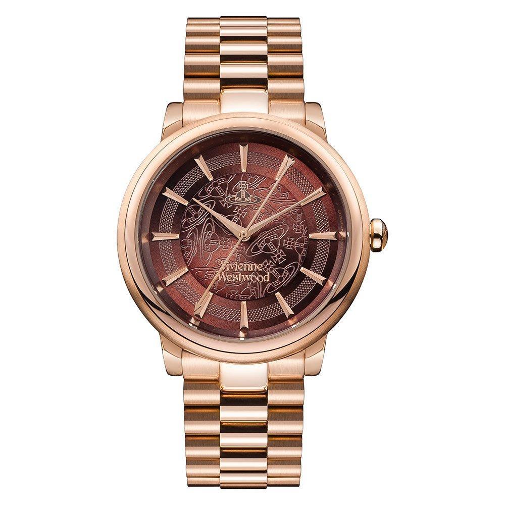 Vivienne Westwood Shoreditch Rose Gold Tone Ladies Watch