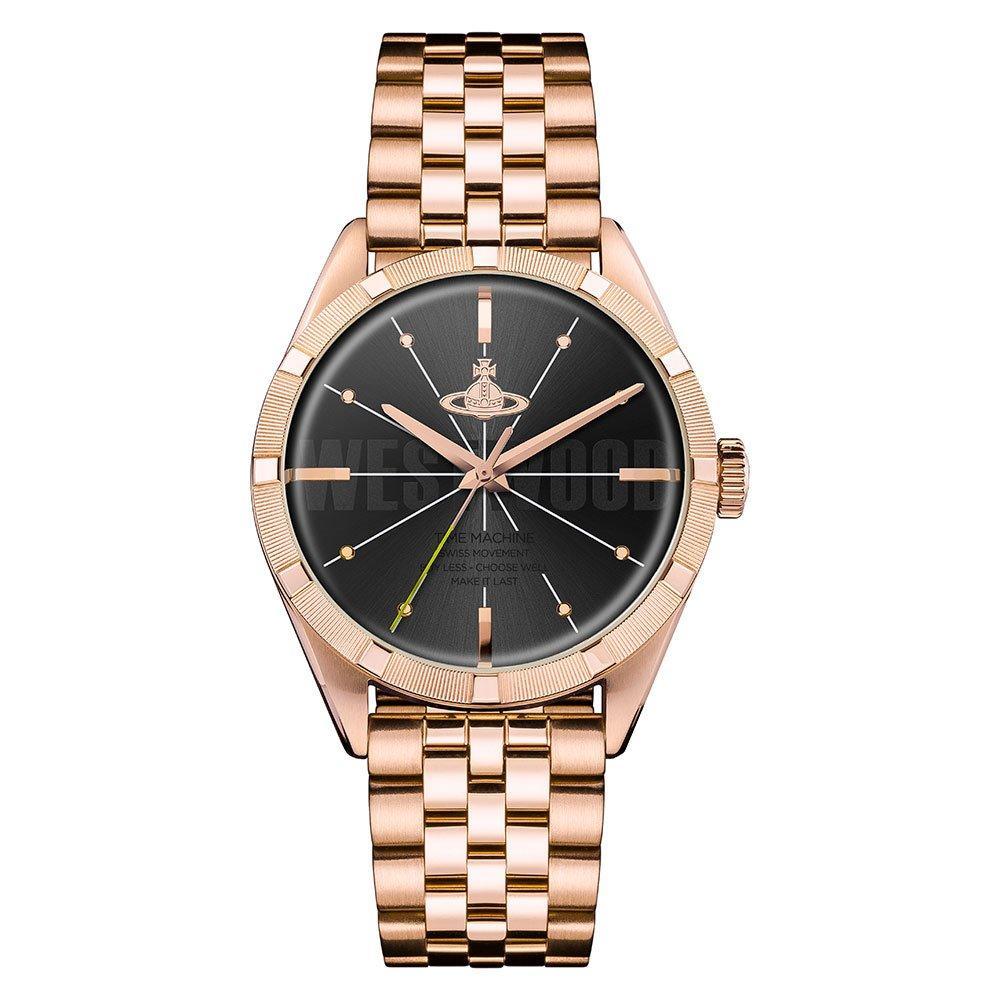 Vivienne Westwood Conduit Rose Gold Tone Men's Watch