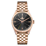 Vivienne Westwood Conduit Rose Gold Tone Men's Watch