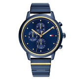 Tommy Hilfiger Blue Ion Plated Ladies Watch