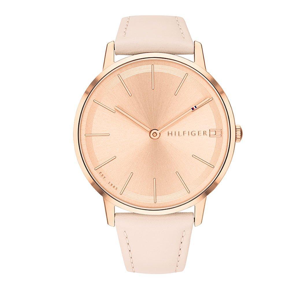 Tommy Hilfiger Rose Gold Tone Ladies Watch