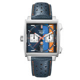 TAG Heuer Monaco Gulf Special Edition Automatic Chronograph Men's Watch