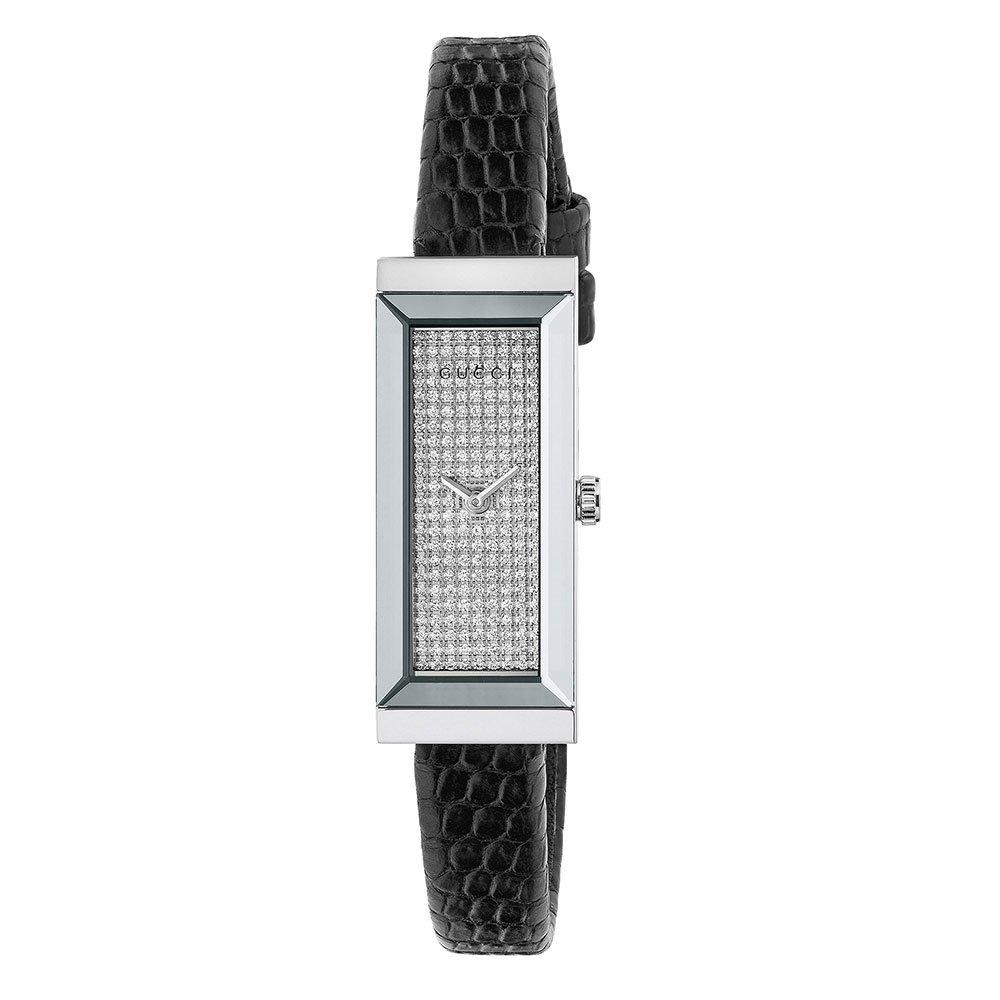 Gucci G-Frame Diamond Ladies Watch
