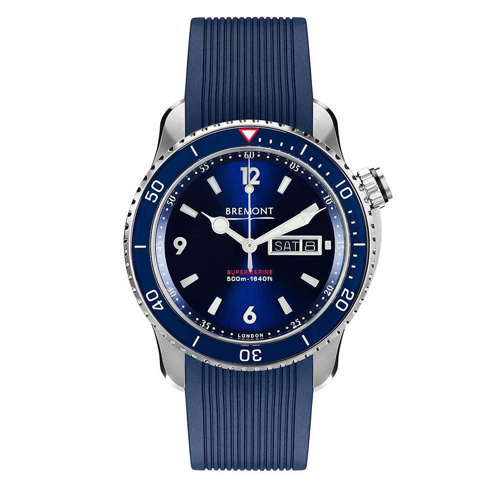 Bremont Supermarine Automatic Blue Men's Watch