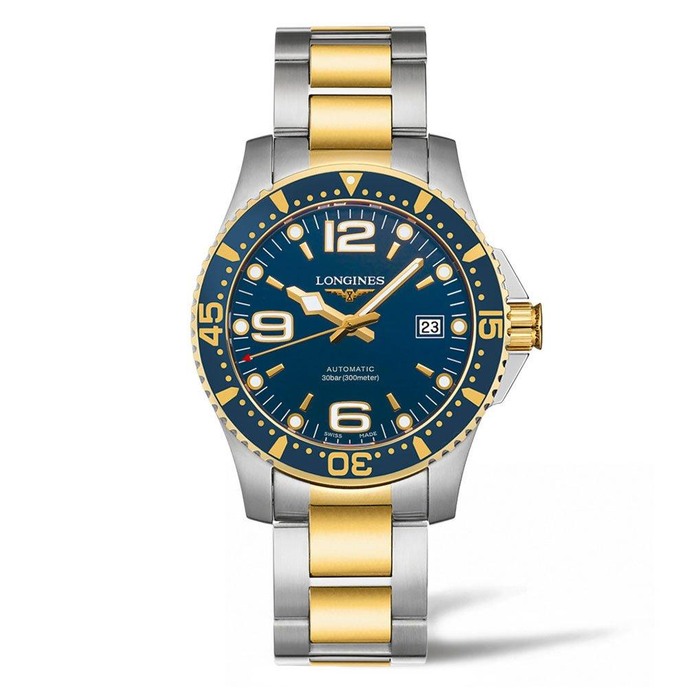 Longines HydroConquest Gold Tone PVD and Stainless Steel Automatic Men's Watch