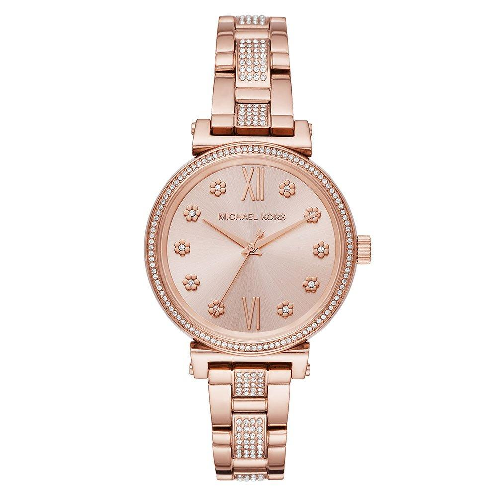 Michael Kors Sofie Rose Gold Tone Ladies Watch