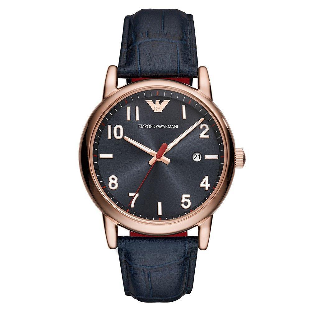 Emporio Armani Rose Gold Tone Men's Watch