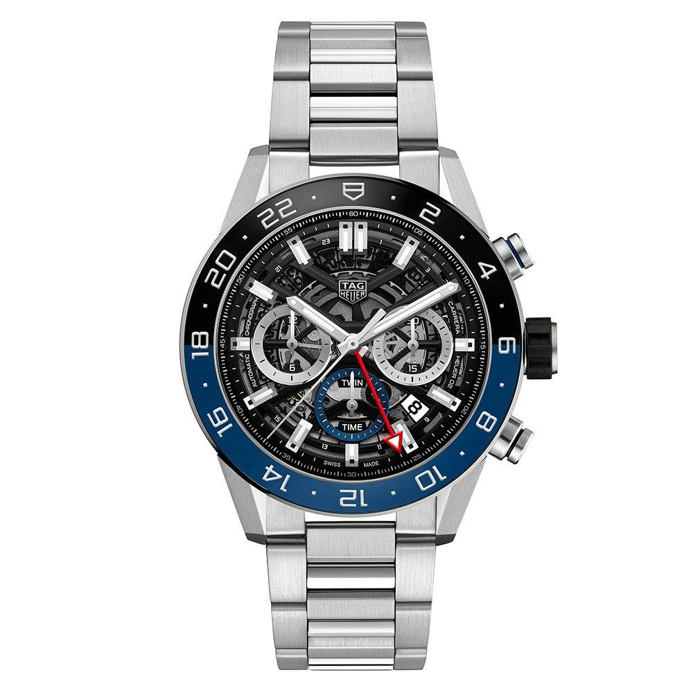 TAG Heuer Carrera Heuer 02 GMT Automatic Chronograph Men's Watch