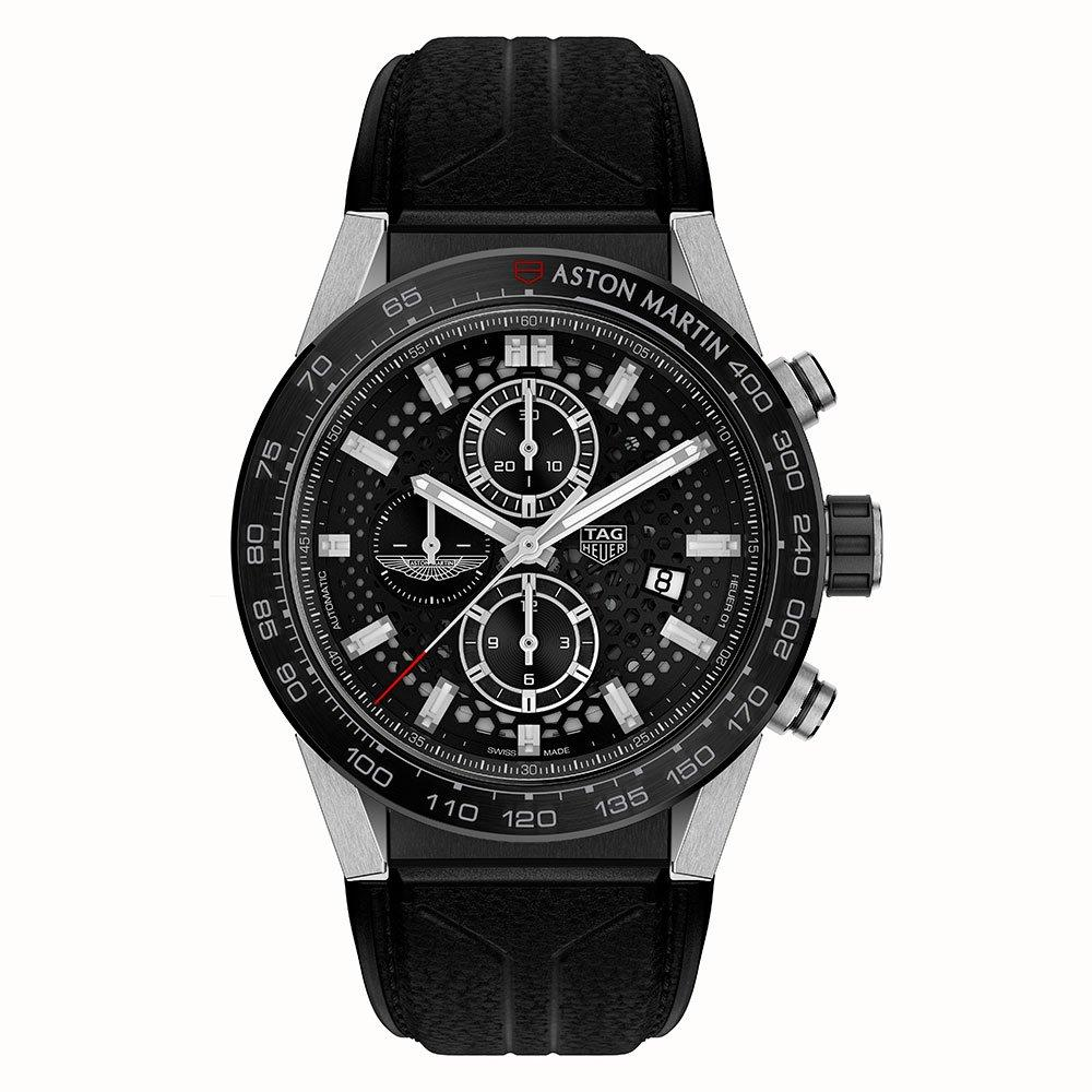 TAG Heuer Carrera Heuer 01 Aston Martin Special Edition Automatic Men's Watch