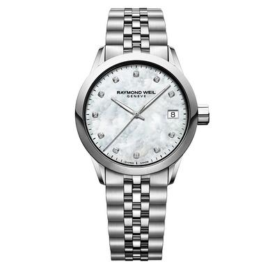 Raymond Weil Freelancer Diamond Ladies Watch
