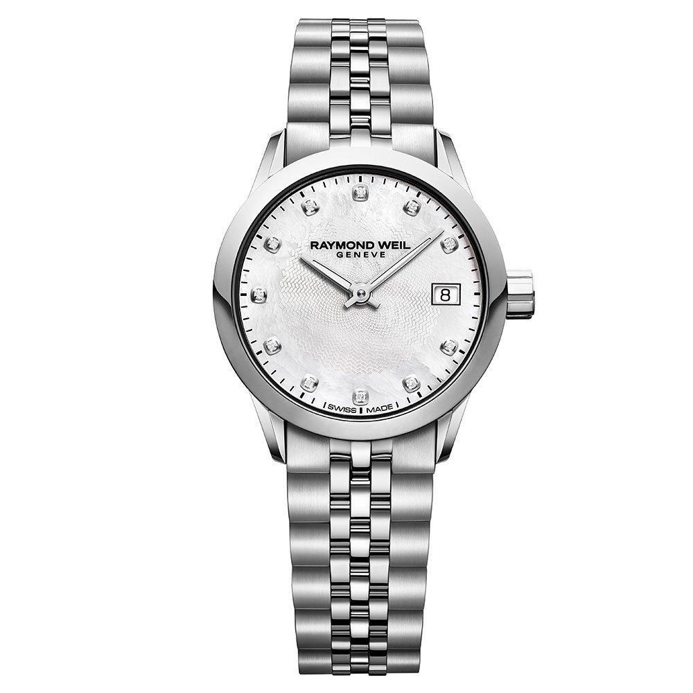 Raymond Weil Mini Freelancer Diamond Ladies Watch