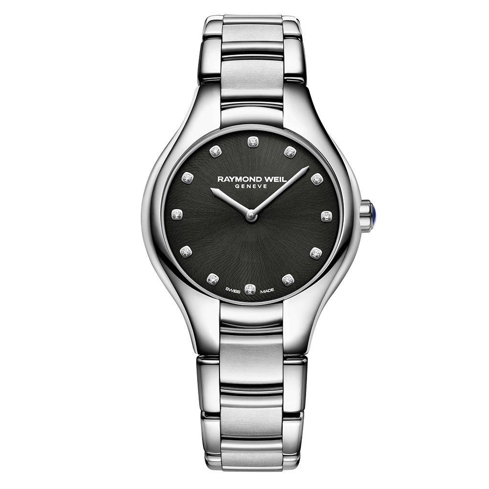 Raymond Weil Noemia Diamond Dot Ladies Watch
