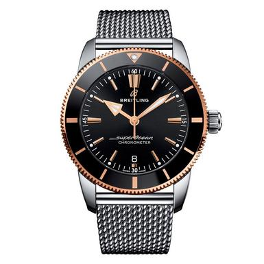 Breitling Superocean Heritage II B20 Stainless Steel and Rose Gold 44 Automatic Men's Watch