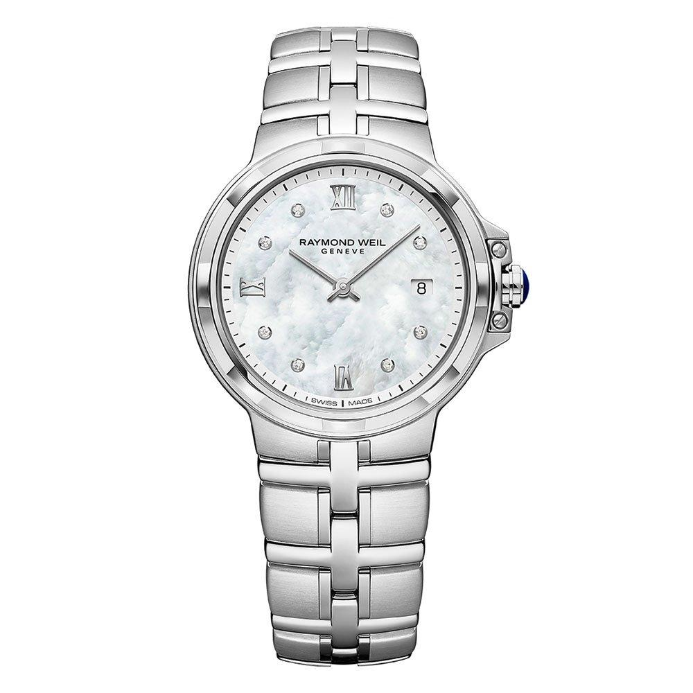 Raymond Weil Parsifal Diamond Ladies Watch